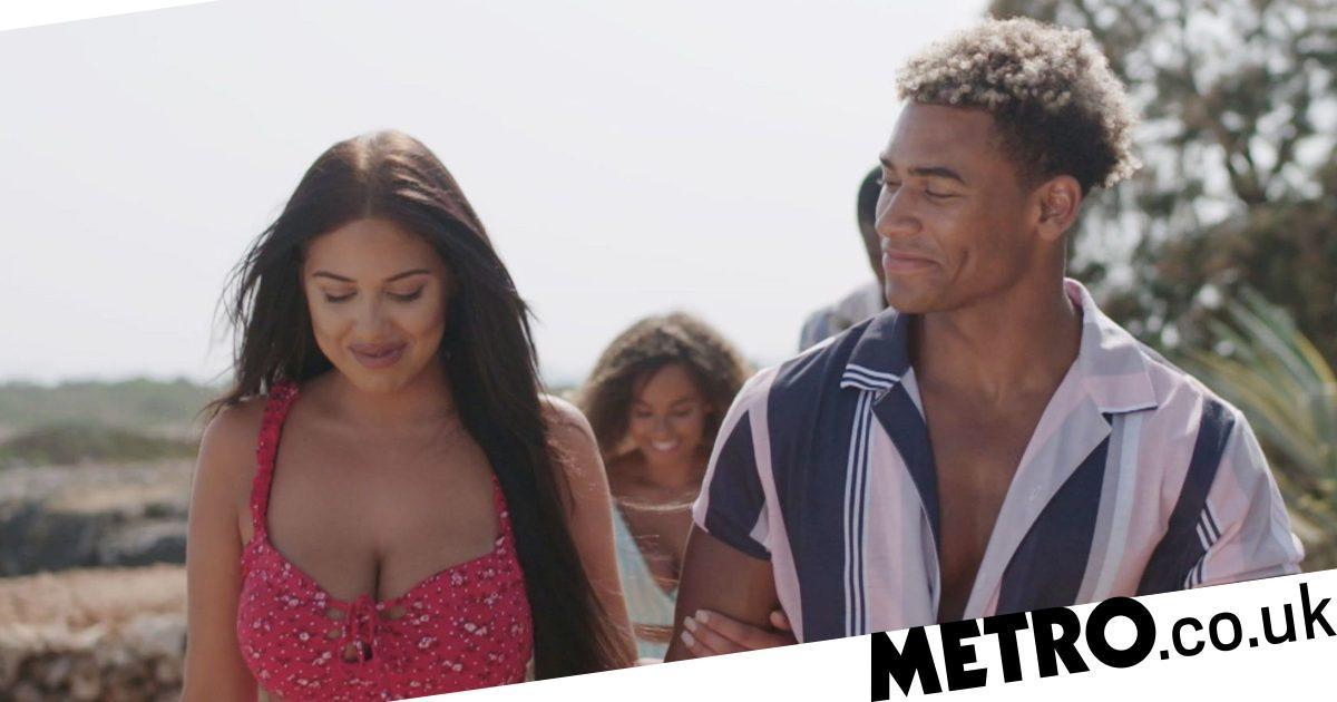 Love Island's Anna 'tried to have secret shower sex with Jordan Hames'