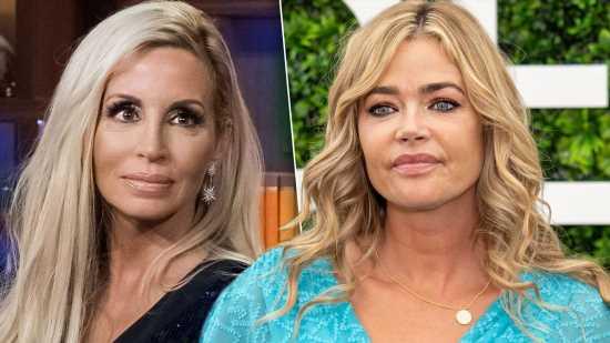 'RHOBH' Reunion– Camille Defends Divorce Settlement To Denise