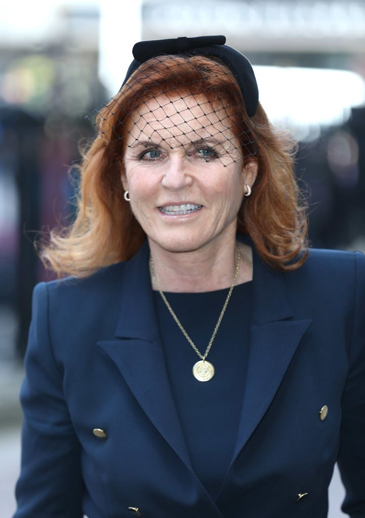 What Does Prince Andrew's Ex-Wife Sarah Ferguson Do for Work?