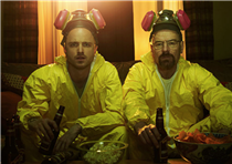 Aaron Paul and Bryan Cranston Pull a Fast One on 'Breaking Bad' Fans, Reunite for Liquor Brand