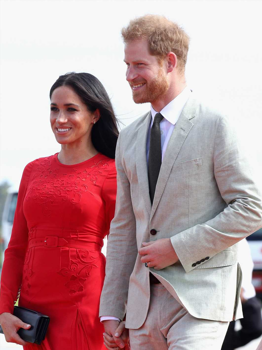Meghan Markle and Prince Harry set for amazing date night