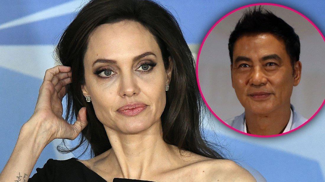 Angelina Jolie's Tomb Raider Co Star Simon Yam Stabbed