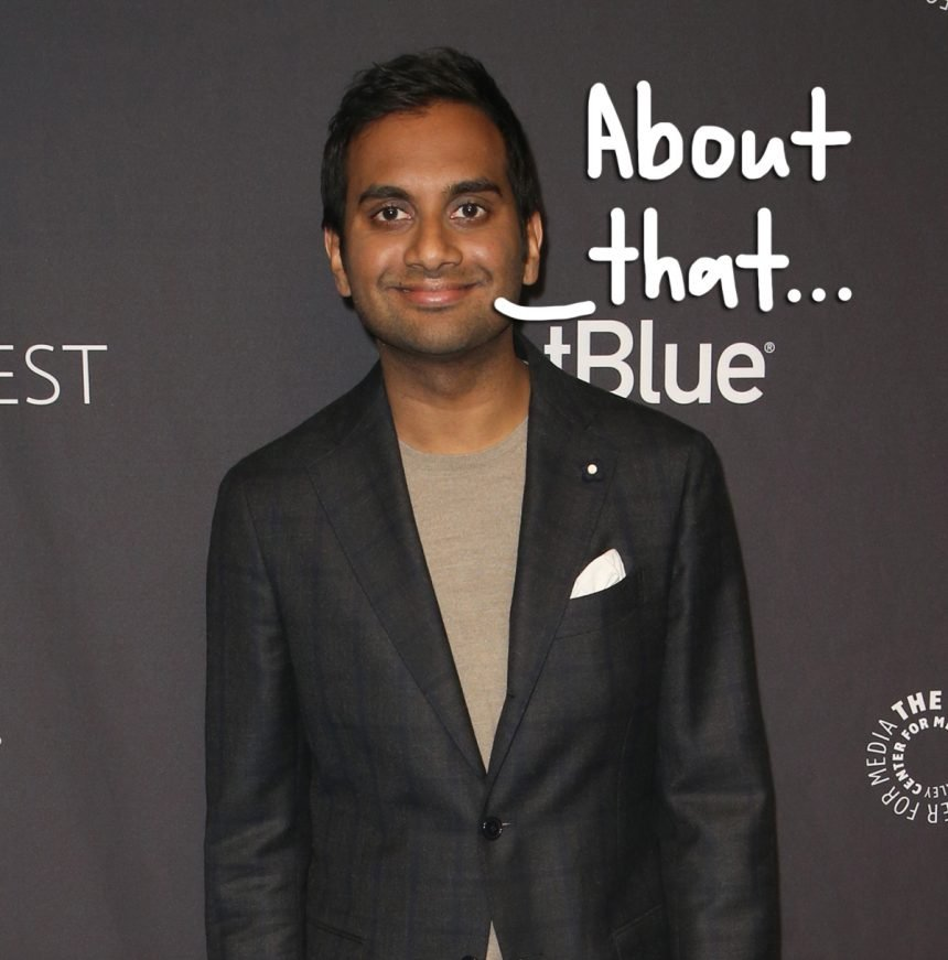 Aziz Ansari Addresses His Sexual Misconduct Allegation Head On In New Comedy Special: 'I Hope I've