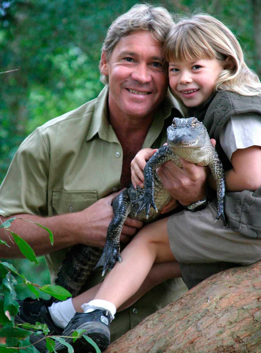 Bindi Irwin Reveals She Still Cries Watching Footage of Late Father Steve Irwin