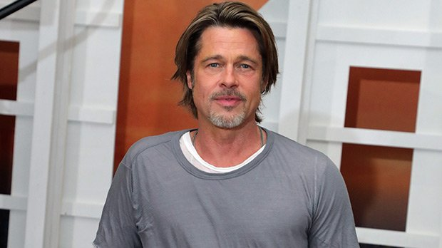 Brad Pitt, 55, Shows Off His Long Locks & Is The Ultimate Hunk While Promoting New Film — Pics