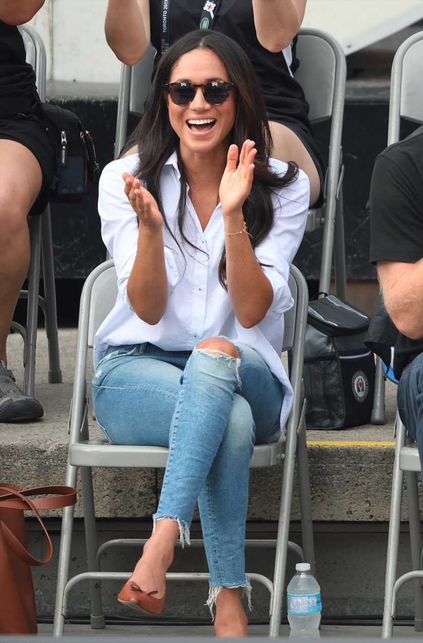 Meghan Markle's subtle tribute to baby Archie at Wimbledon