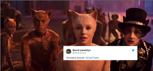 20 Tweets About The 'Cats' Trailer That Show How Fans REALLY Feel