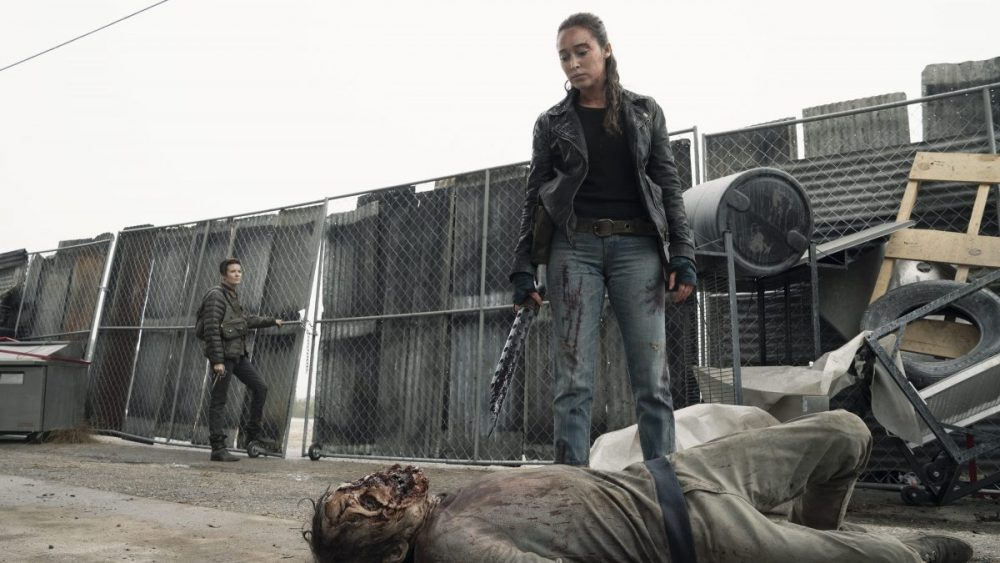 'Fear The Walking Dead' Renewed For Season 6; Adds New Cast Members And Reveals Plans For New Series – Comic-Con