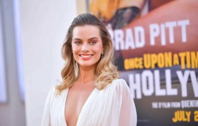 Margot Robbie Says Her 'Aspirational' Barbie Movie Will Put 'Some Positivity Out in the World'