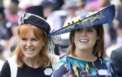 Sarah Ferguson Responded to Rumors That Daughter Princess Eugenie Is Pregnant