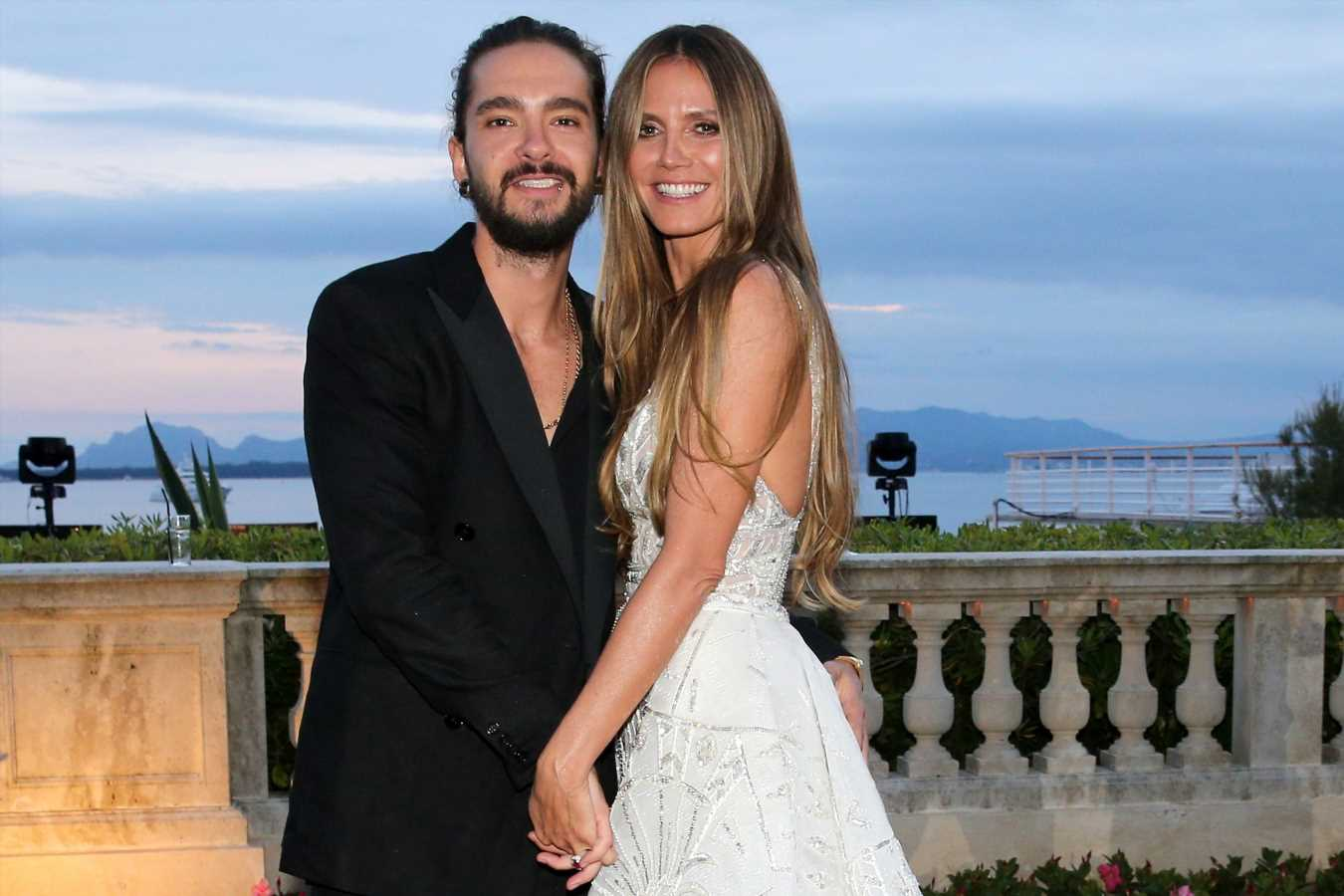 Heidi Klum and Tom Kaulitz married in February after 2-month engagement