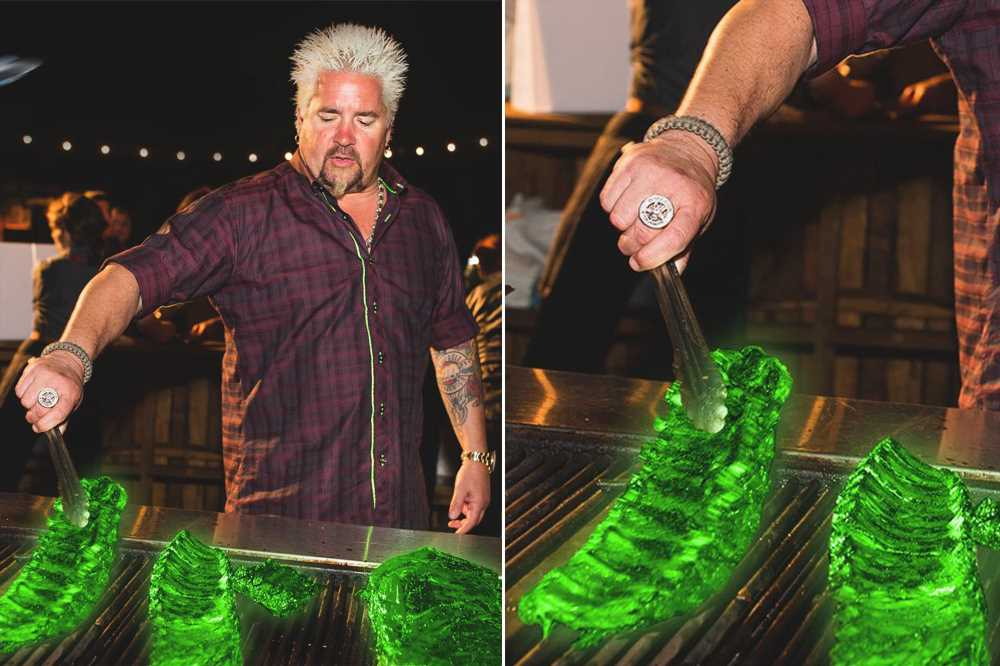 Guy Fieri to feed Area 51 raiders with 'Radioactive Ribs'