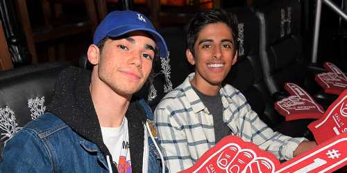 Cameron Boyce's BFF Karan Brar Shares Touching Tweet About The Late Actor