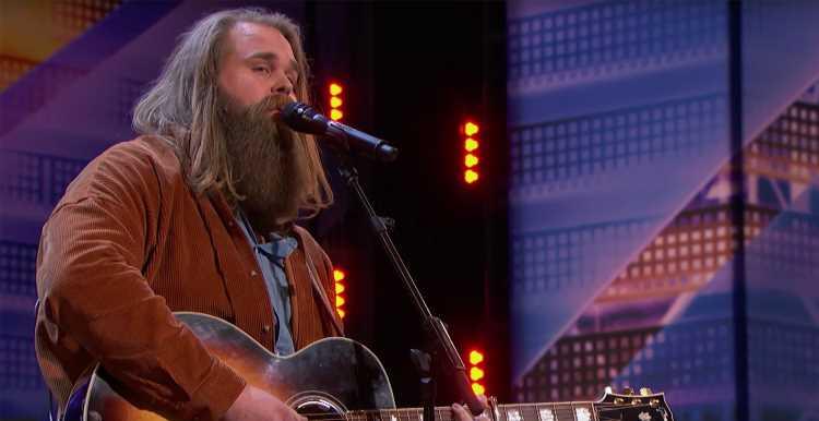 Chris Klafford Covers John Lennon's 'Imagine' on America's Got Talent (Video)