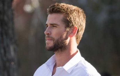 Liam Hemsworth Returns Home to Melbourne For Commercial Shoot