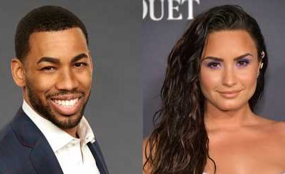 Bachelorette's Mike Johnson Is Flirting Right Back with Demi Lovato!