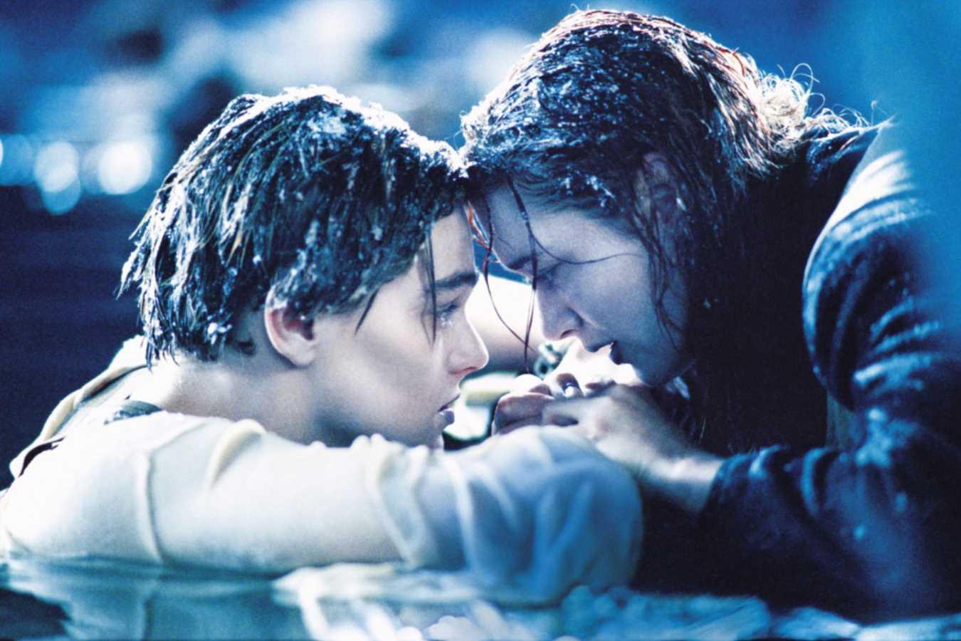 Watch Brad Pitt and Margot Robbie Tease Leonardo DiCaprio About the Titanic Door Controversy