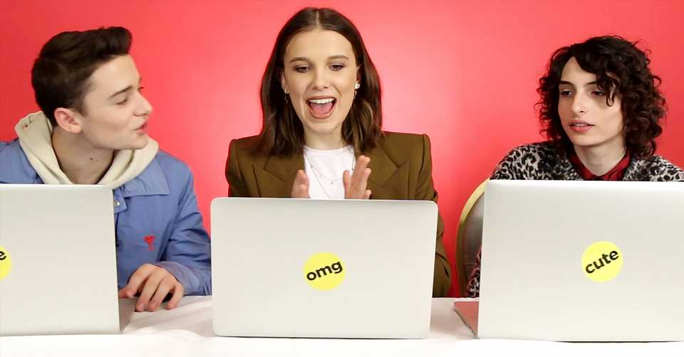 """The Cast Of """"Stranger Things"""" Took Our """"Which 'Stranger Things' Character Are You?"""" Quiz And Now You Can Too"""