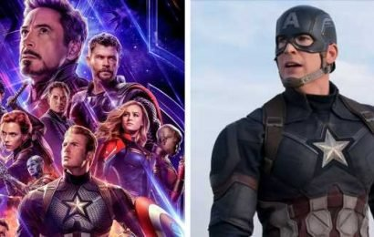 """""""Avengers: Endgame"""" Originally Had A Scene Where Thanos Decapitated Captain America And It Sounds WILD"""
