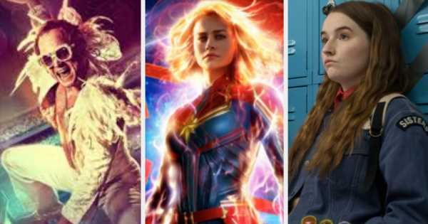 How Many Of The Biggest Movies Of 2019 Have You Seen So Far?
