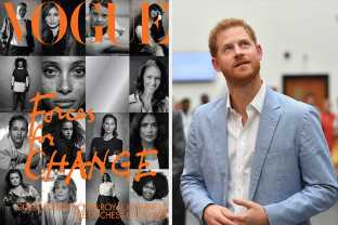 Prince Harry Surprised People By Talking About Unconscious Bias And Racism In British Vogue