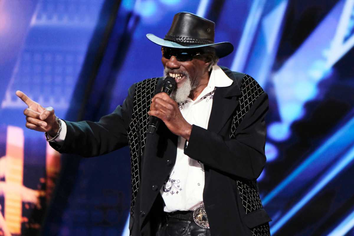 Watch 65-Year-Old Soul Singer Robert Finley Ace 'America's Got Talent' Audition
