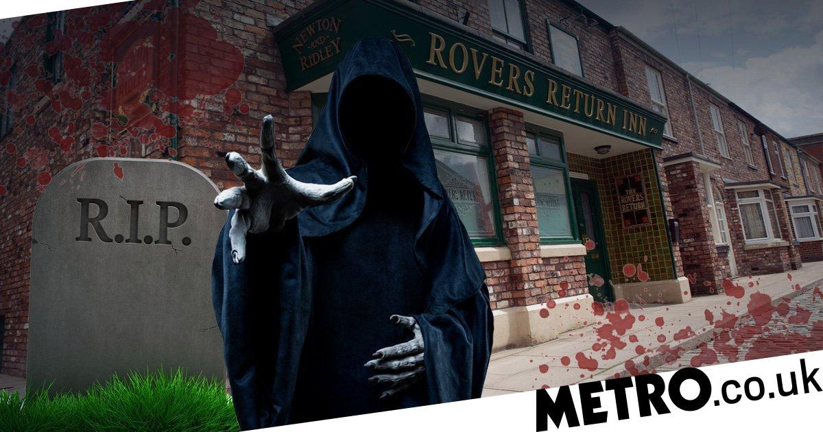 Corrie character to die in devastating end of the year storyline