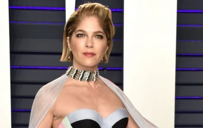 Selma Blair Shaved Her Head While Recovering from Multiple Sclerosis and Looks Absolutely Stunning