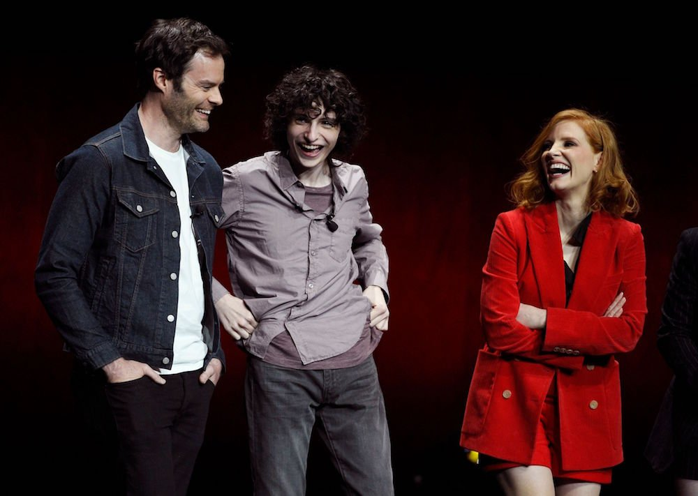 'It Chapter Two': Bill Hader Says the Sequel Is an 'Epic Horror Film' Akin to 'Lord of the Rings'