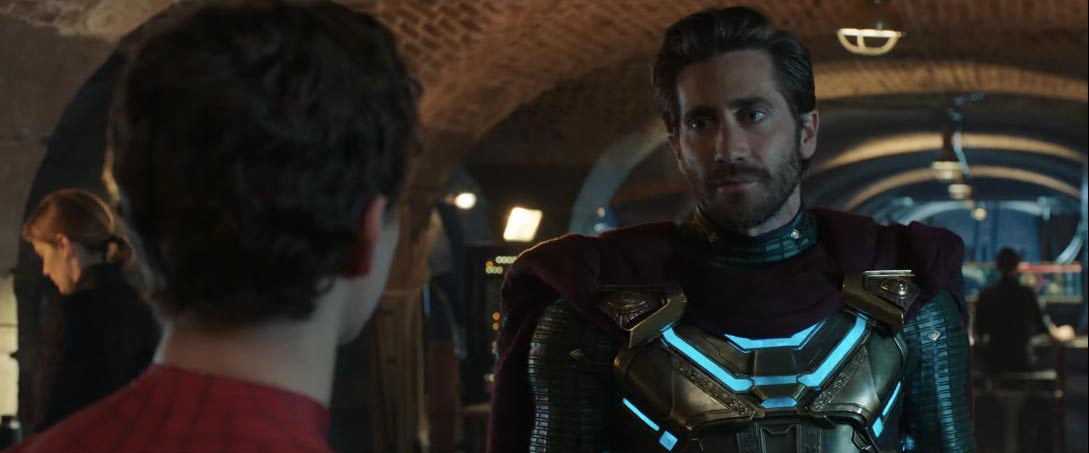 Jake Gyllenhaal's Mysterio Had a Hidden Cameo in 'Spider-Man: Far From Home'