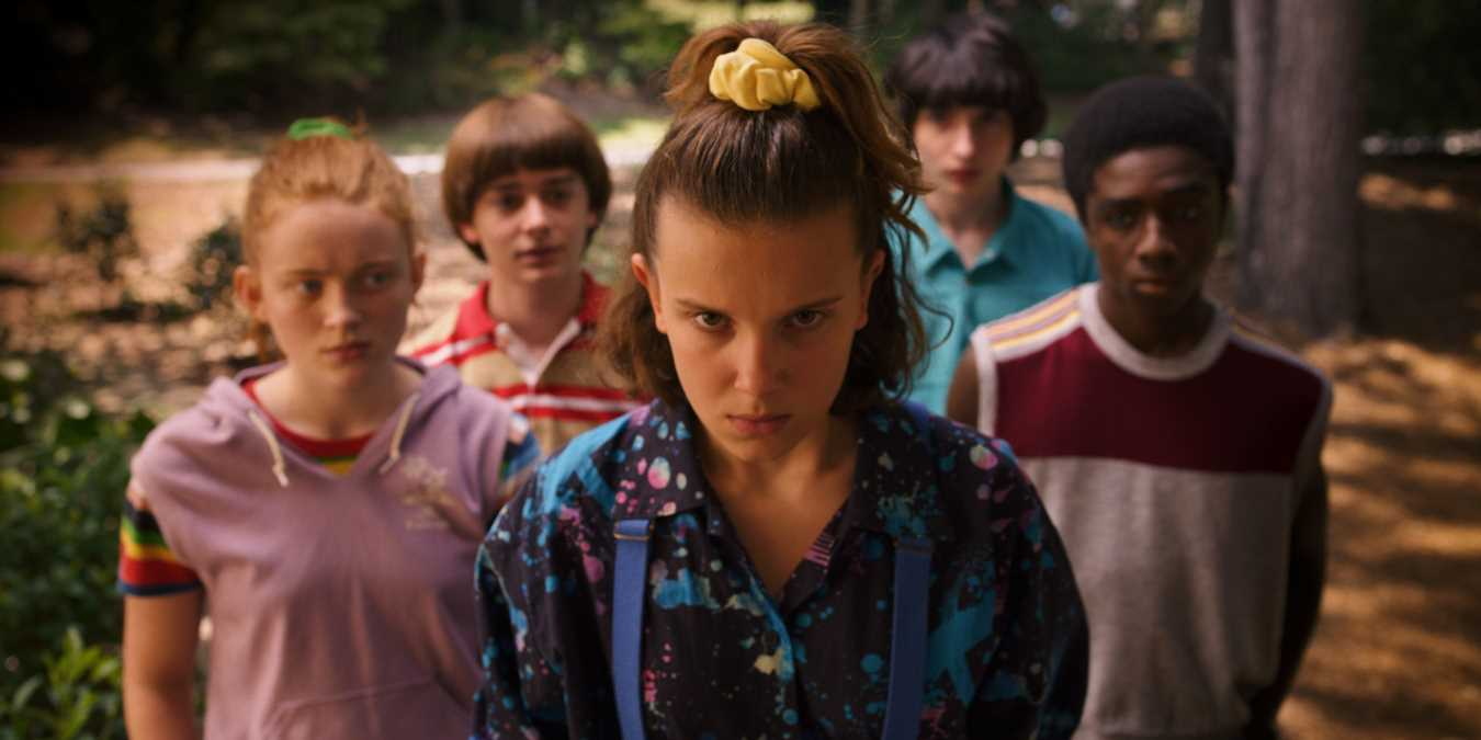 Stranger Things Season 3 Breaks Netflix Viewership Record