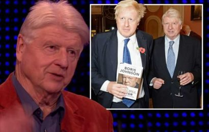 Furious The Chase viewers slam bosses for airing repeat of Boris Johnson's dad Stanley on the celebrity version