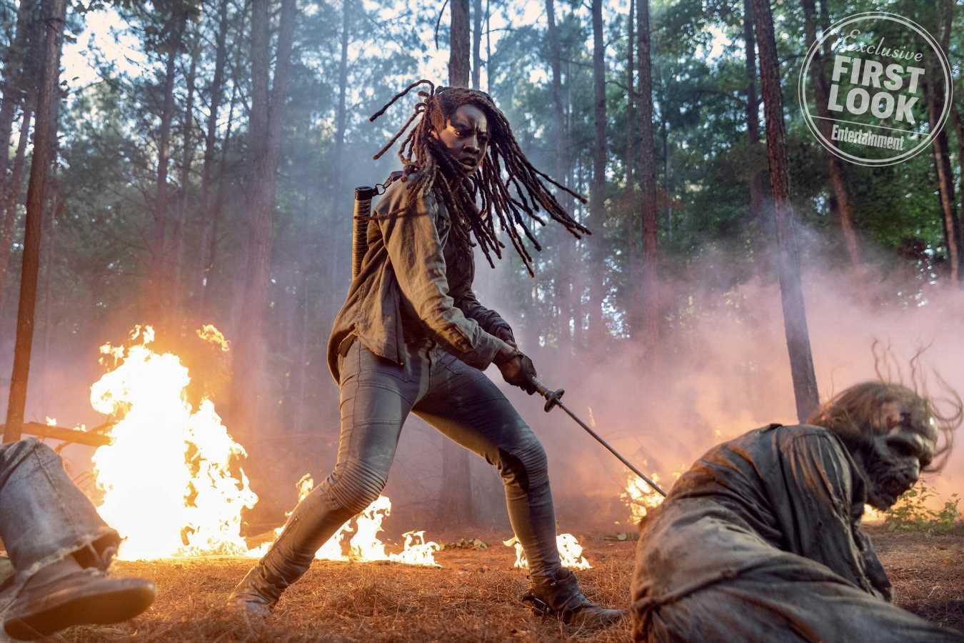 The Walking Dead: Watch the shocking new season 10 trailer