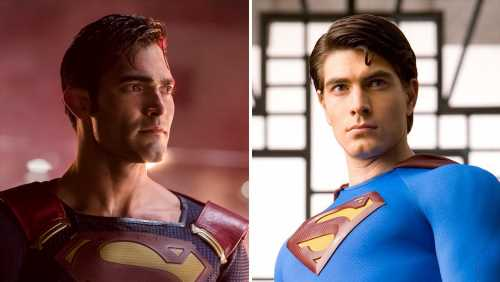 Tyler Hoechlin & Brandon Routh To Suit Up As Superman For Arrowverse Crossover On the CW