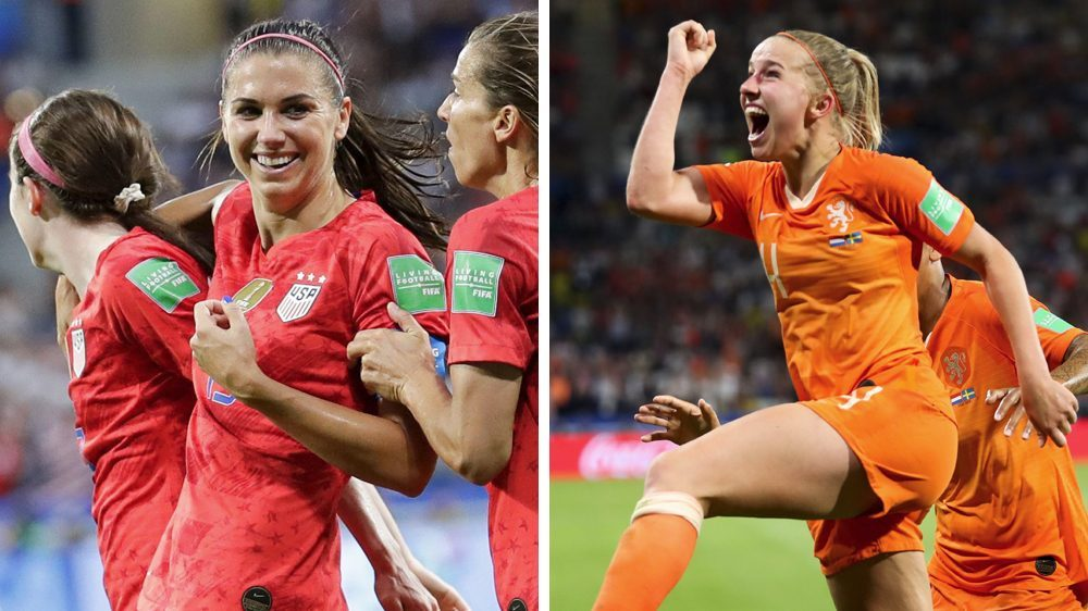 How To Watch U.S.-Netherlands In The Women's World Cup Final