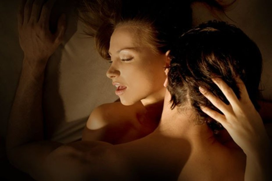 The Push and Pull sex position can provide a blended orgasm – here's how to conquer it