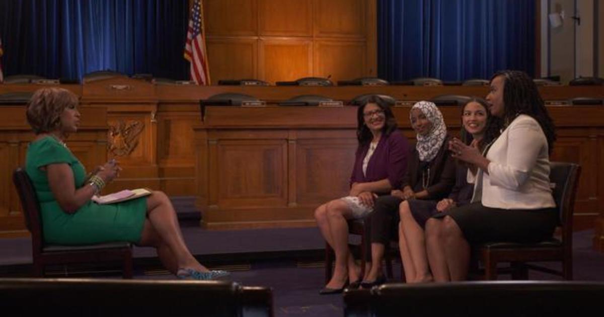 """The Squad"": How Alexandria Ocasio-Cortez, Ayanna Pressley, Rashida Tlaib, Ilhan Omar got their nickname"