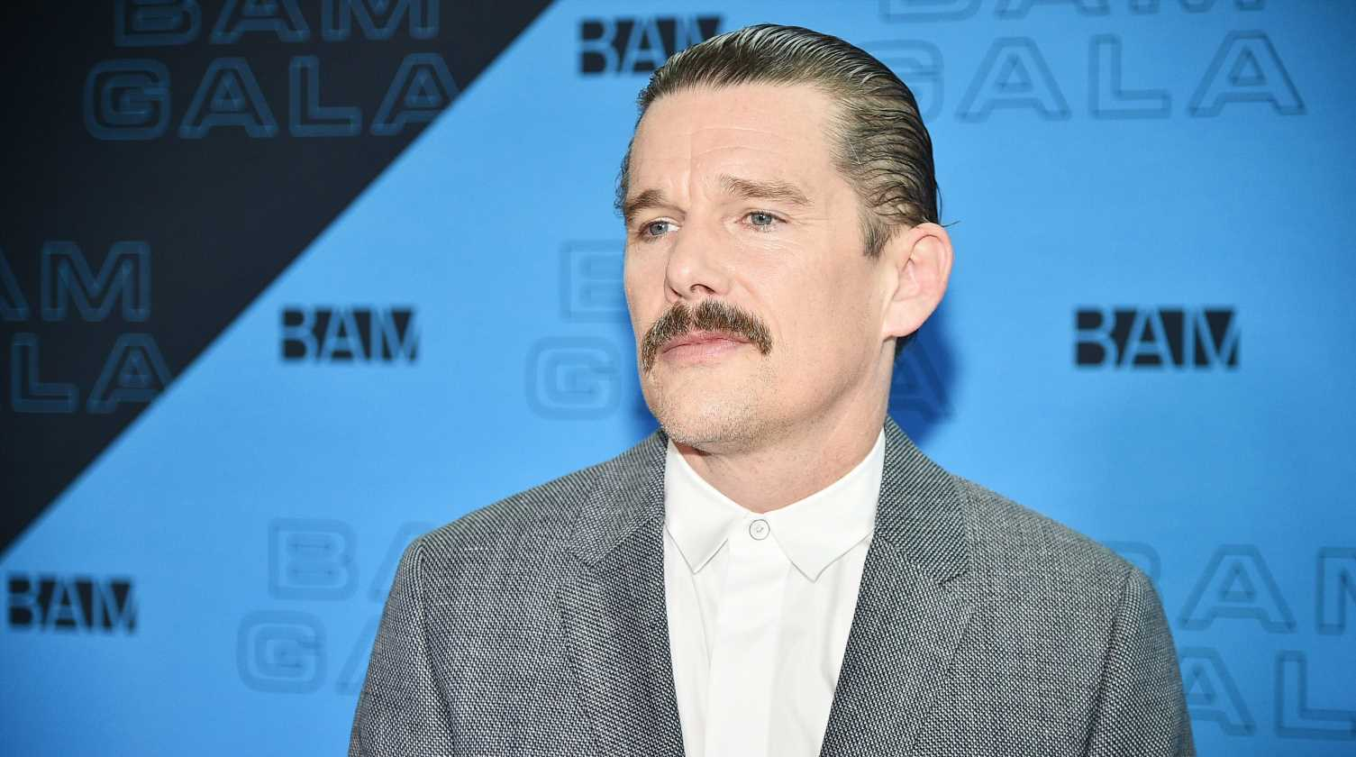 Ethan Hawke is a proud 'Stranger Things' dad: Daughter Maya is 'the real thing'