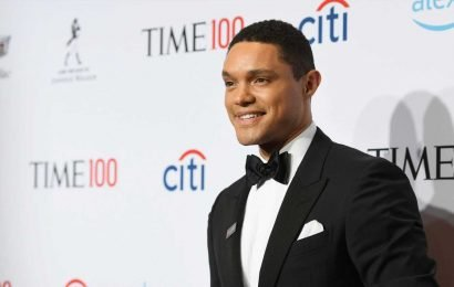 Trevor Noah 'genuinely cannot believe' the Trump/A$AP Rocky situation is 'real life'