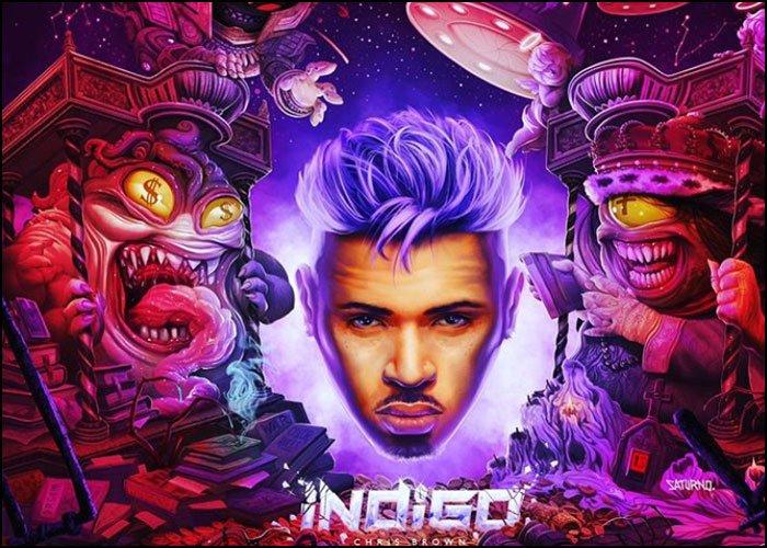 Chris Brown's 'Indigo' Debuts Atop Billboard 200
