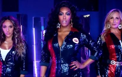 Porsha Williams Teams Up with Other 'Real Housewives' Stars for 'Work Done' Music Video