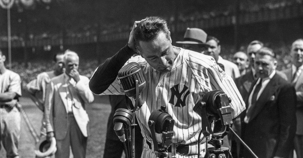 Eighty Years On, Lou Gehrig's Words Reverberate