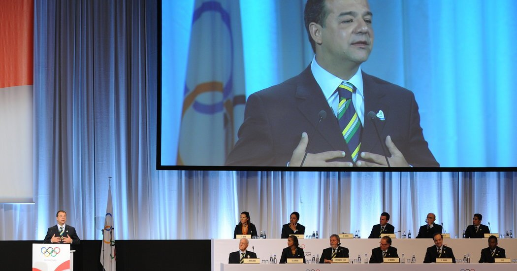 Former Rio Governor Describes Extensive Bribery in Bid for 2016 Olympics