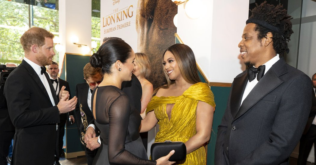 How Much Beyoncé Does 'The Lion King' Have?