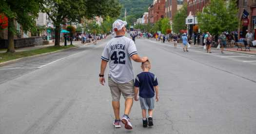 Mariano Rivera's Priceless (and Pricey) Gifts on Display at Cooperstown
