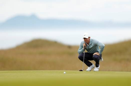 Paul Kimmage: 'Golf's fighters in cashmere bleed more than all the rest'
