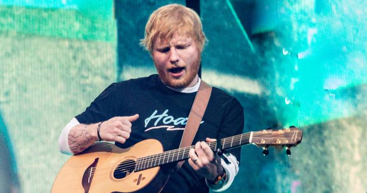 Ed Sheeran drops rock collaboration 'Blow' with Bruno Mars, Chris Stapleton
