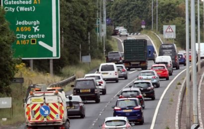 Brits warned over 'Frantic Friday' as millions hit the road for summer getaways