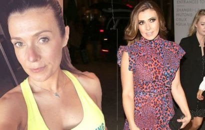 Coronation Street star Kym Marsh breaks silence on health concern 'It's getting worse'