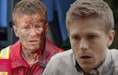 Casualty spoilers: Ethan Hardy's fate sealed as horrific explosion leads to tragic death?